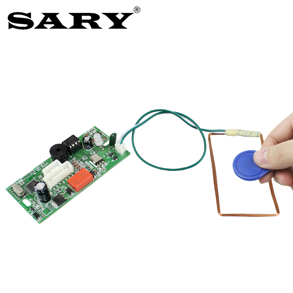 RFID Access Control Board EMID Embedded Access Controller 125Khz Can Be Connected To WG26 Card Reader