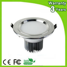 (50PCS/Lot) Epistar Chip 3 Years Warranty 5W 7W 12W 18W 30W COB LED Down Light Dimmable Downlight Recessed Ceiling Bulb