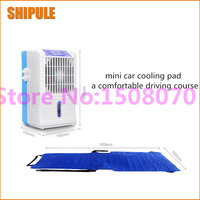 Keep Cooling New Design 6w 12v Air Conditioner Portable Car Massage Cushion With Cool
