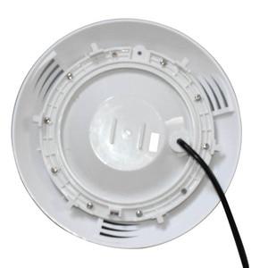 Image 3 - 12 V Marine Boot Kunststoff LED Unterwasser Licht RGB 6 W 24 W Schwimmen Pool Dekoration Lampe IP68 Wasserdicht