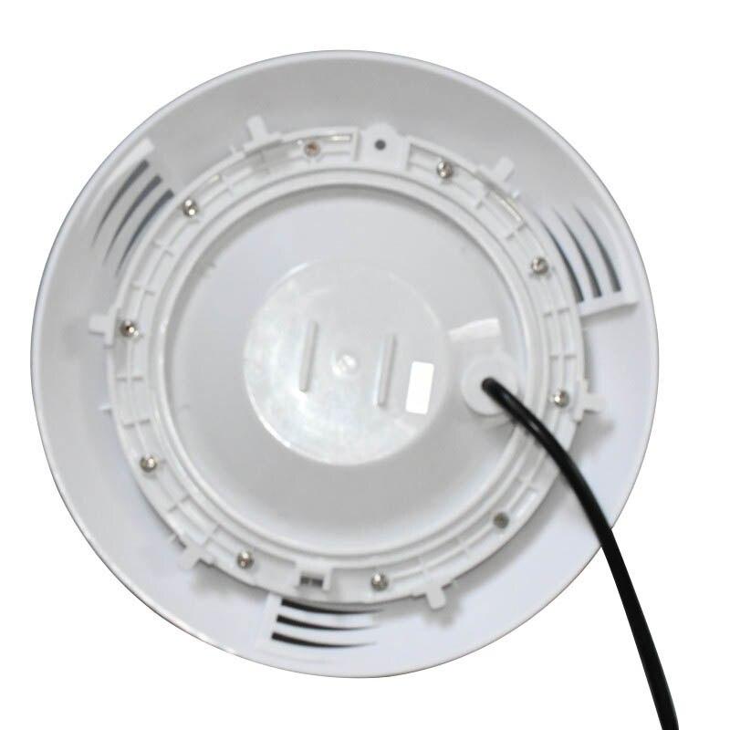 Image 3 - 12 V морской катер Пластик светодиодный свет RGB для использования в грунтовых водах 6 Вт 24 Вт украшения для бассейна лампа IP68 Водонепроницаемый-in Морское оборудование from Автомобили и мотоциклы