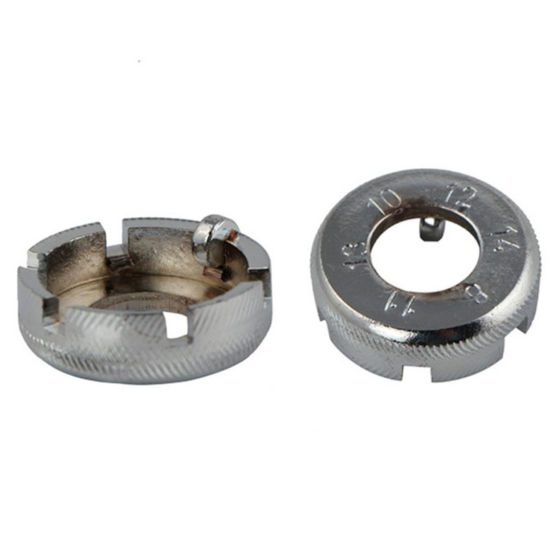 Key Spanner Wrench Bike 6 Way Bicycle Hot Spoke Nipple Cycling Wheel Rim