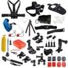 Gopro Accessories Set Floating Helmet Harness Chest Belt Head Mount Strap Go Pro Hero3 Hero4 2