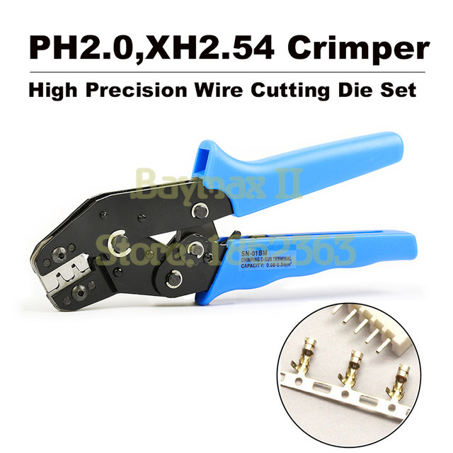 Online Shop SN-01BM XH2.54 SM plug terminal spring clamp terminals ...
