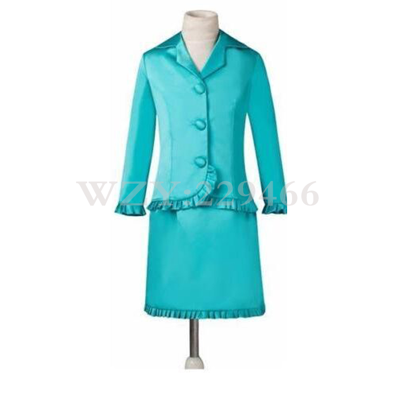 2017 New Girl Formal Suits for weddings evening party Child With slevee Formal Suits wedding clothing & autumn jackets