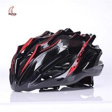 цена на MOON Bike Helmet 2019 Integrally-molded Outdoor Sports Safety Helmet Mountain Road Adult Bicycle Helmet Cycling a49