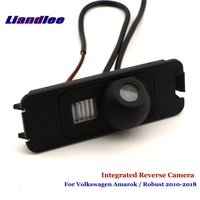 Liandlee For Volkswagen Amarok / Robust 2010 2018 Car Rear View Backup Parking Camera Rearview Reverse Camera / SONY CCD HD