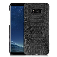 Super Luxury Genuine Crocodile Skin Leather Case For Samsung Galaxy S8 S8 Plus Natural Real Crocodile