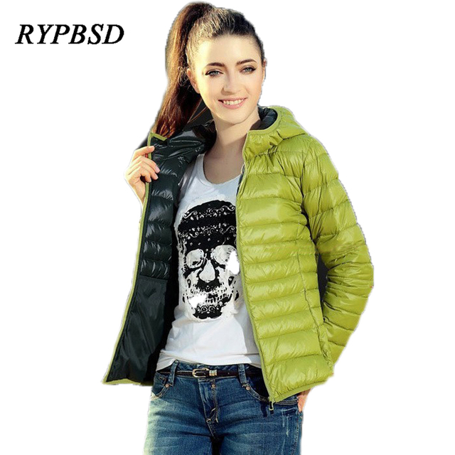 Aliexpress.com : Buy New Autumn Winter Hooded Women Cotton Padded ...