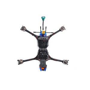 Image 2 - GEPRC Crocodile 7 Pro Long Range FPV Drone 315mm Frame 2306 1600kv motors DALProp T7056C Props Runcam Micro Swift FPV Camera