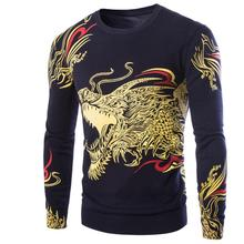Men Fashion The New Trend Of Personality Leisure Knitting Sweater Winter Men's Sweaters Mens Sweater With Men Sweater Brand