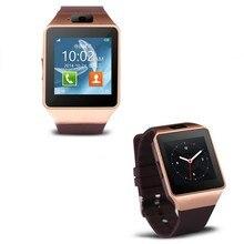 Камера Bluetooth Наручные Часы Sim-карты для Универсальных Телефонов Плюс Нескольких Языков