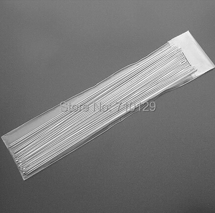 10 Pcs 0.6*120mm  Beading Needles   Necklace Making Tools