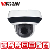 VIKYLIN 4MP PTZ IP Camera 2.8 12mm 4x Zoom With POE CCTV Security H.265 Surveillance Camera OEM from Hikvision DS 2DE2A404IW DE3