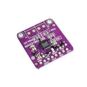 Image 2 - 31865 MAX31865 RTD platinum resistance temperature detector module PT100 to PT1000