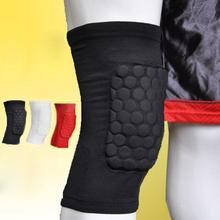 Honeycomb team knee guard leg football baseball basketball foam gear pad