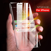 For iPhone X XS MAX XR 5S 5C SE 9H Tempered Glass Screen Protector For iPhone 6 6S Plus 7 8 Plus Tempered Glass Film 2 5d 9h tempered glass screen protector for iphone 6 6s 7 8 plus se 4s 5s xr xs max 11 pro max film glass screen protector
