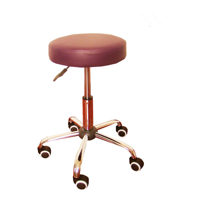 Rolling Massage Chair Stool Portable Pedicure For Salan Spa Tattoo Facial Commercial Massage Swivel Chair Leather Cushion Seat modern adjustable swivel salon massage spa seat tattoo medical chair stool leather seat and back massage swivel chair furniture