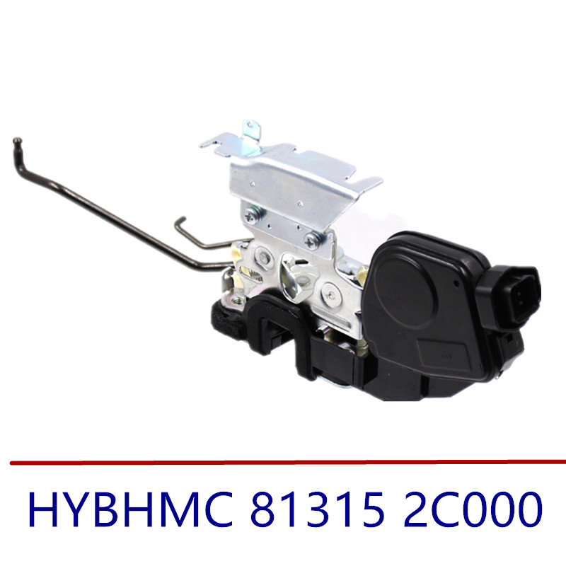 Front left Door Lock Actuator LH for Hyundai Tiburon Coupe 2001 2008 813152C000 81315 2C000