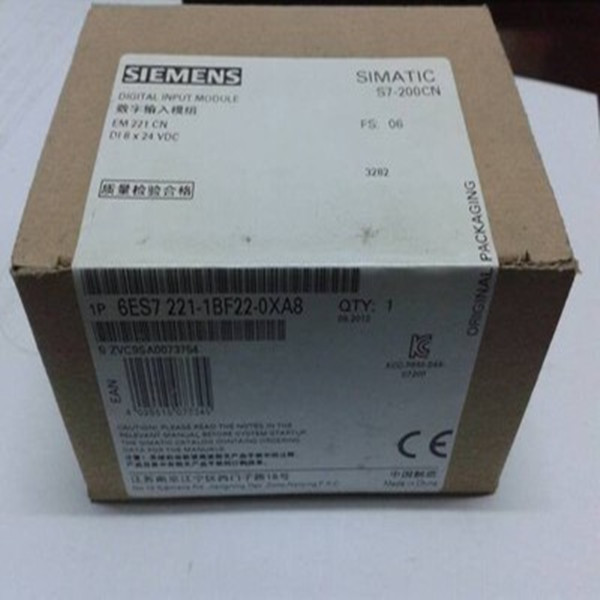 Freeship S7-200CN, EM221,6ES7221-1BF22-0XA8 , 6ES7 221-1BF22-0XA8 6ES72211BF220XA8, original and New brand new s7 200 6es7223 1pm22 0xa8