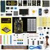 Keyestudio Updated Maker Starter Kit for Arduinos Starter kit+MEGA 2560 R3 + User Manual+1602LCD+Chassis+PDF+35Project+Video