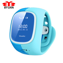 GPS Tracker Watch for Kids Children Smart Watch with SOS Support GSM phone Android&IOS Anti Lost Smart Bracelet Wristband Alarm