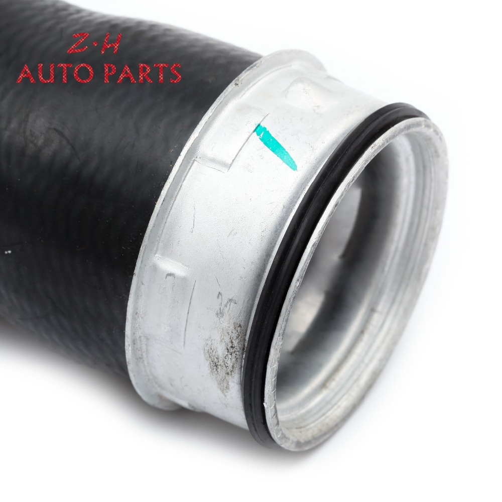 NEW Engine Turbocharger Intercooler Pipe Hose 1K0 145 832 J For Audi A3 VW Golf Jetta Passat Skoda 1 8 2 0T 1K0145832AS in Hoses Clamps from Automobiles Motorcycles