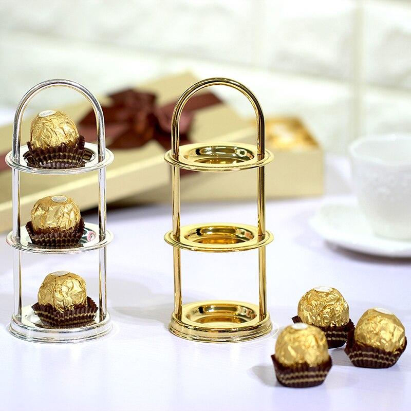 Étagère à chocolat d'arachide macaron   Présentoir à macaron, mini dessert, outils de décoration, étagère à multicouches, présentoir d'accessoires