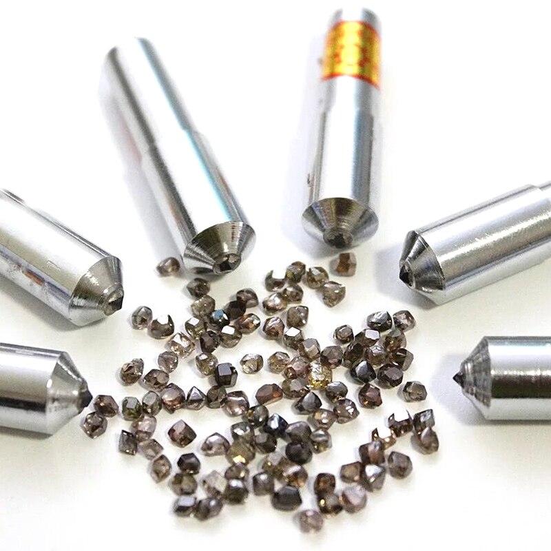 1 ПК Алмаз устройство для правки шлифовальных кругов диск для полировки природных алмазов комод Pen Tool абразивный инструмент 10 мм х 45 мм