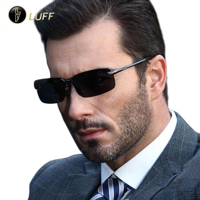 Fashion Polarized Sunglasses Men Male Sun Glasses Driving Trip Alloy