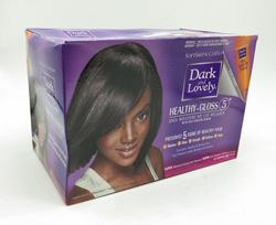 softsheen dark and lovely hair relaxer super new