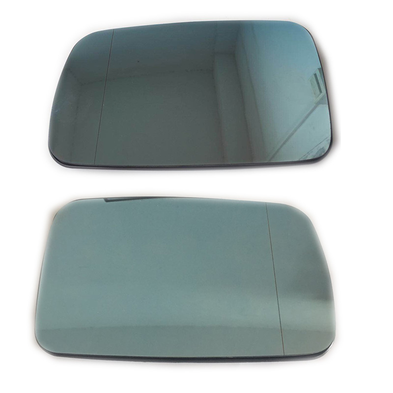 VAUXHALL ASTRA 1998-/>2003 PASSENGER SIDE//LEFT SIDE Door//Wing Mirror Glass Silver