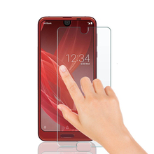 100x High quality 2.5D 9H SHV42 Tempered Glass Screen Protector for Sharp AQUOS R2 screen protective film SH-03K Wholesale