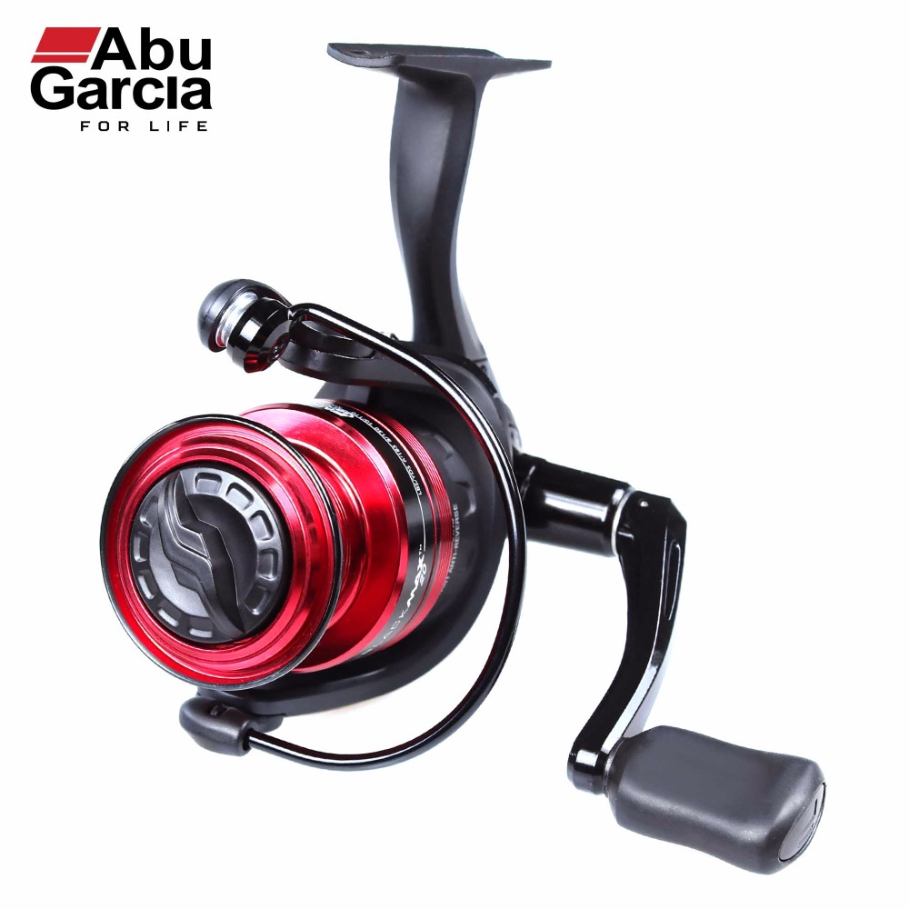 2017 New Abu Garcia 100% Original BLACK MAX Spinning Fishing Reel 500-6000 Front-Drag Fishing Reel 3+1 BB 5.2:1 2017 new abu garcia 100