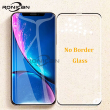 New 3D Screen Protector Tempered Glass For iPhone Xs Max X Xr S Full Cover Protective Xsmax Protection 2019