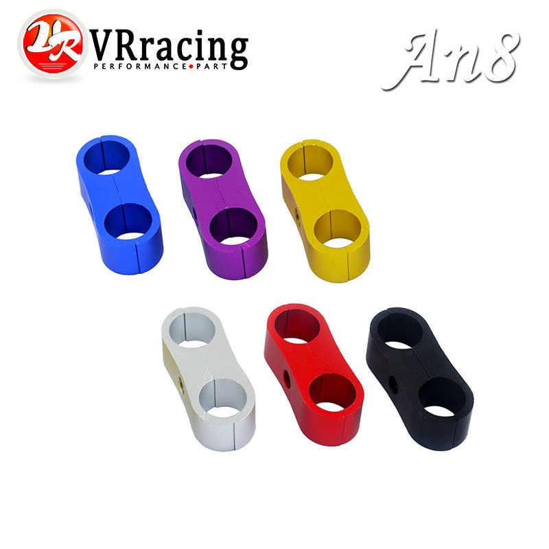 Vr-billet aluminiowy separator linii AN8 ID:15.9MM (wąż garnitur 200-08) VR-SLJN01-08-021