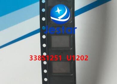 10 قطعة/الوحدة U1202 ل iphone 6 6G 6 زائد الطاقة ic 338S1251 AZ 338S1251