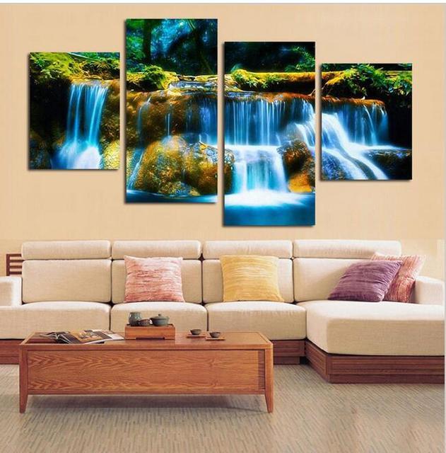 decoraci n del hogar de la pared cuadros decorativos para el dormitorio de la sala de arte. Black Bedroom Furniture Sets. Home Design Ideas