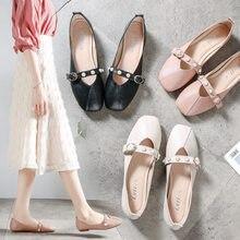 76bf0a74d Mulheres de marcas famosas sapatos cinto de pérolas mulher breves  apartamentos confortáveis mocassins outono nova mulher