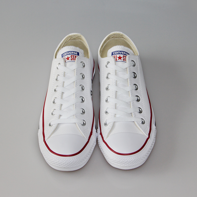 520dc4c64015c ... buy 100 dorigine converse all star chuck taylor en cuir pu chaussures  de toile hommes femmes