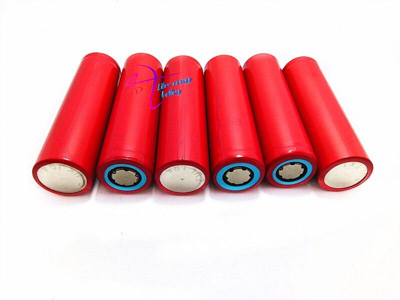 4 adet / grup Orijinal Yeni Sanyo 18650 Li-Ion şarj edilebilir pil - Tablet Aksesuarları - Fotoğraf 4