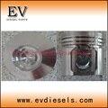 Двигатель восстановленный комплект для Yanmar 3D84 3TN84 3TNV84 3TNE84 поршень и поршневые кольца