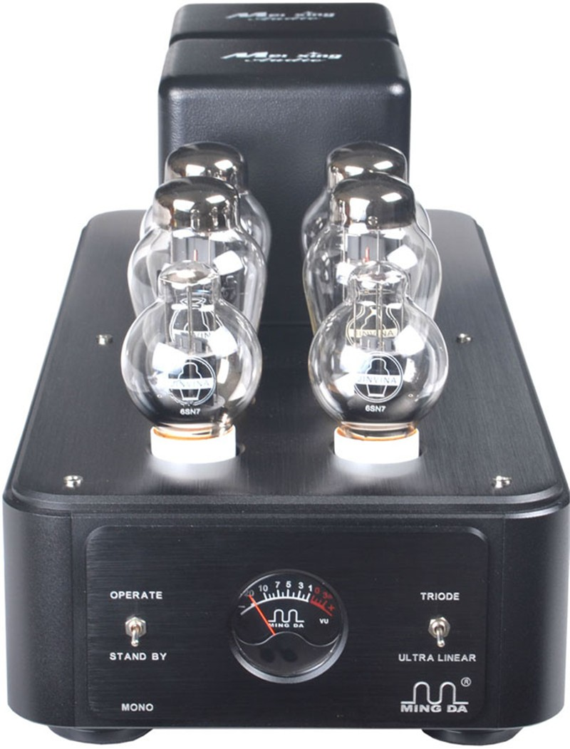 Q 015 Meixing Mingda Mc90 Ab Mono Vacuum Tube Amplifier Kt904 Class Power With El34 8211 35w Ab1 Push Pull Amp 95w2tr 150w2ul 110v 220v In From Consumer