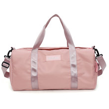 Swimming Yoga Fitness Gym Bags Dry Wet Bag Handbags For Women Shoes Travel  Training Waterproof Pink 3af4a976bc832