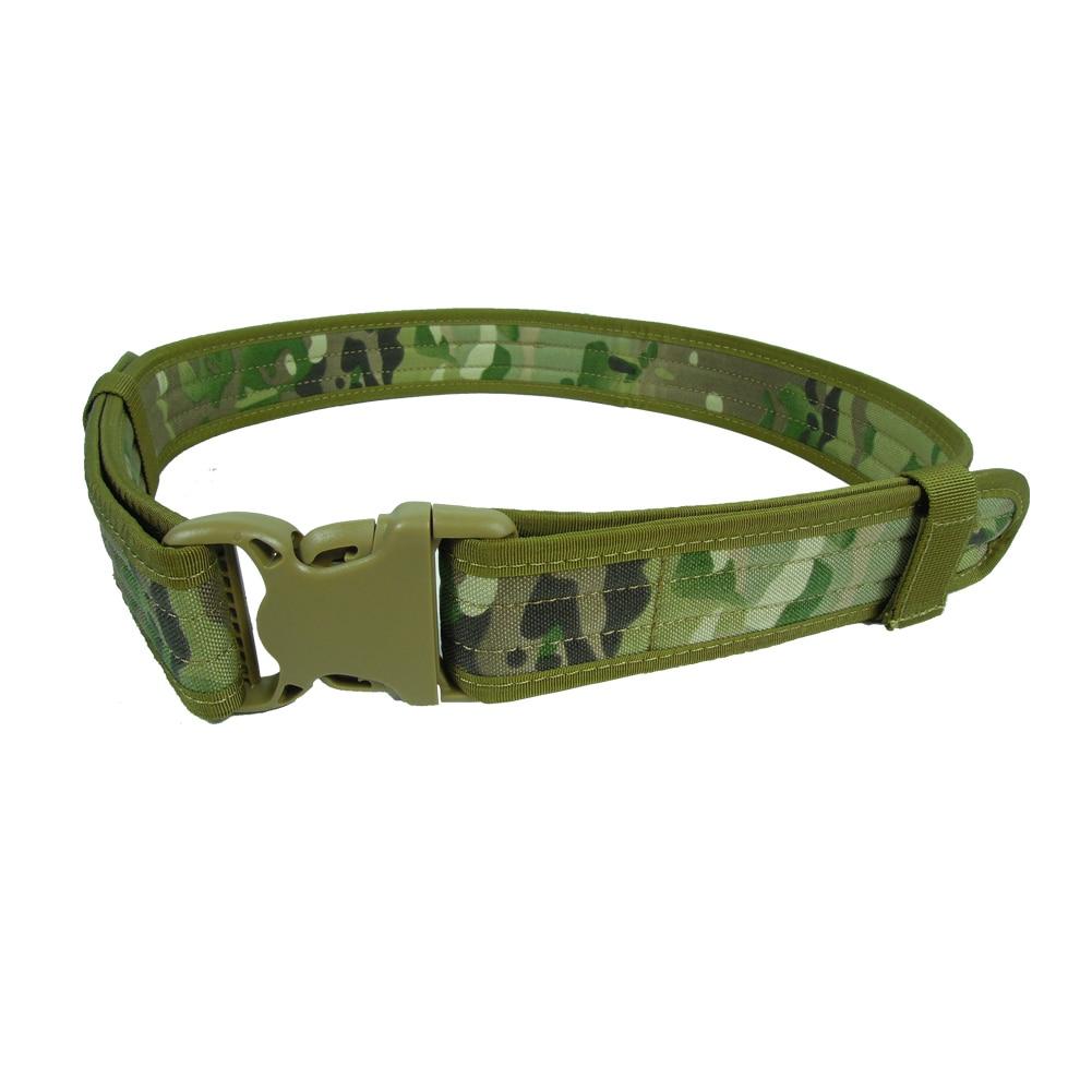 New Fashion Casual Adult Men Hunting Belt Nylon Shooter Waistband Belt Military Army Belt CS Field Outward Bound Belt LB