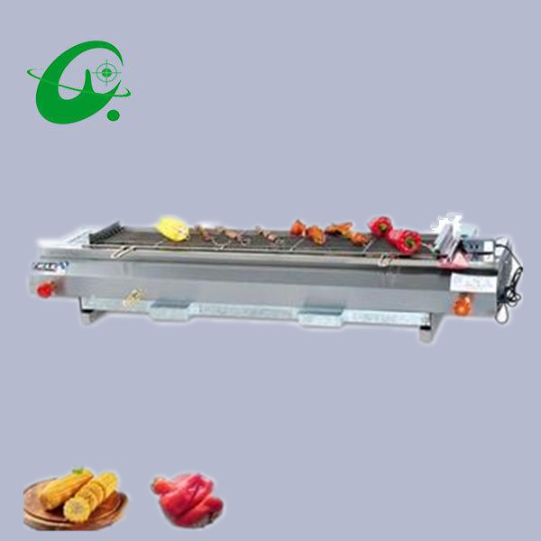 Gas Grill smoke-free commercial skewers barbecue gas Grill no smker Gas BBQ grill machine sc 05 burner infrared barbecue somkeless barbecue grill bbq gas infrared girll machine stainless steel smokeless barbecue pits