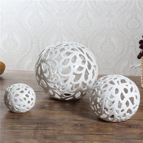 Buy 2016 new modern white porcelain for Contemporary ornaments for the home