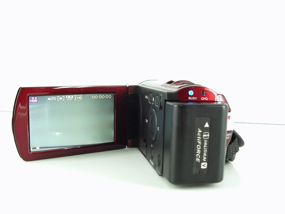 cheapest digital video camera with  12 milion more pixels  HDD/Flash memory media type camcorder