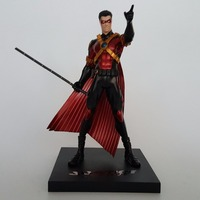Batman Robin ARTFX PVC Action Figure Justice League New52 180MM Anime Batman Collectible Model Toy