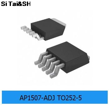 5PCS 1507 XL1507-ADJ TO252-5 1 AP1507 TO252 1507